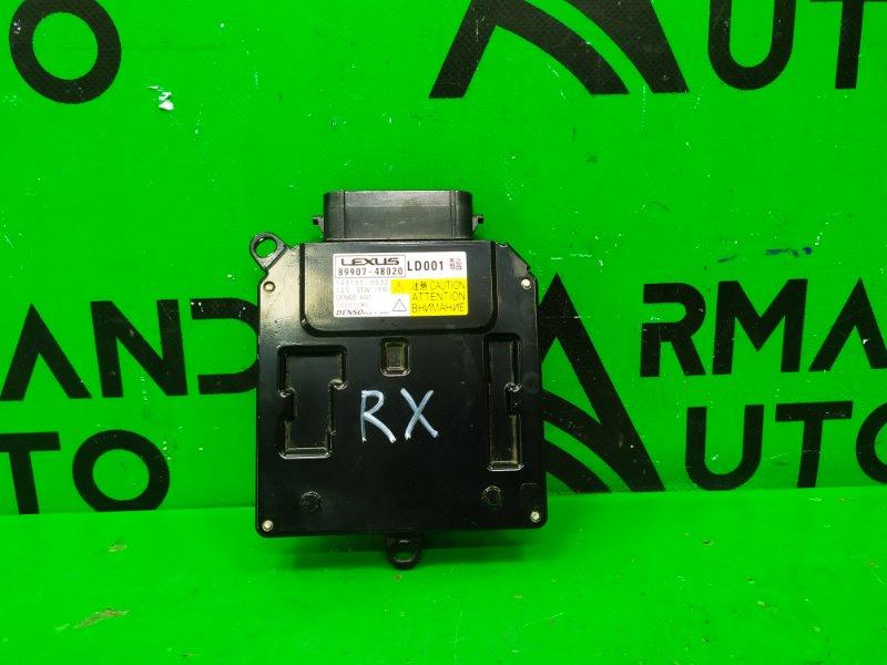 Блок фары Lexus Rx 4 2015 (б/у)