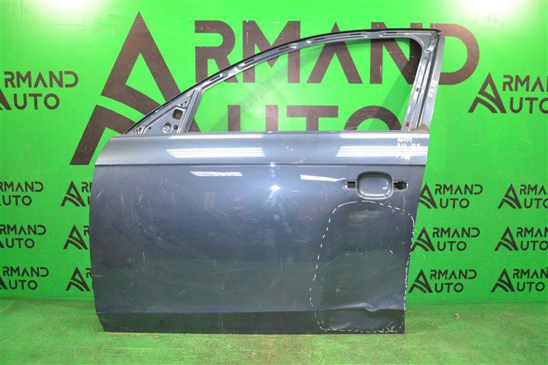 Дверь Audi A4 B8 2007 передняя левая (б/у)