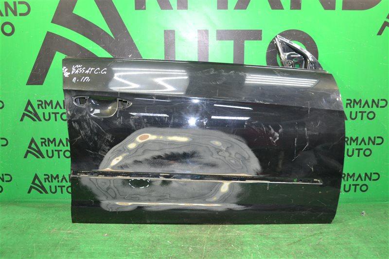 Дверь Volkswagen Passat Cc 2008 передняя правая (б/у)