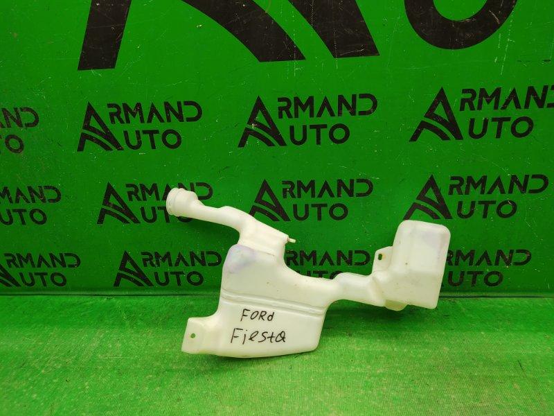 Бачок омывателя Ford Fiesta MK6 РЕСТАЙЛИНГ 2012 (б/у)