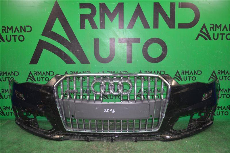 Бампер Audi A6 Allroad C7 2014 передний (б/у)