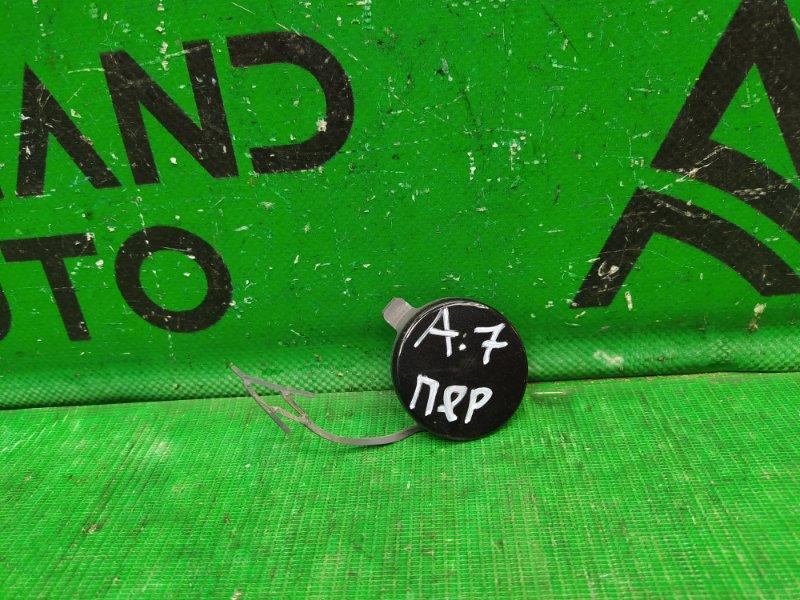 Заглушка буксировочного крюка Skoda Yeti 2009 (б/у)