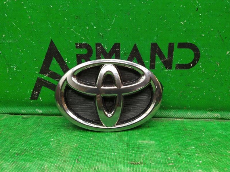 Эмблема Toyota Highlander 3 2013 (б/у)