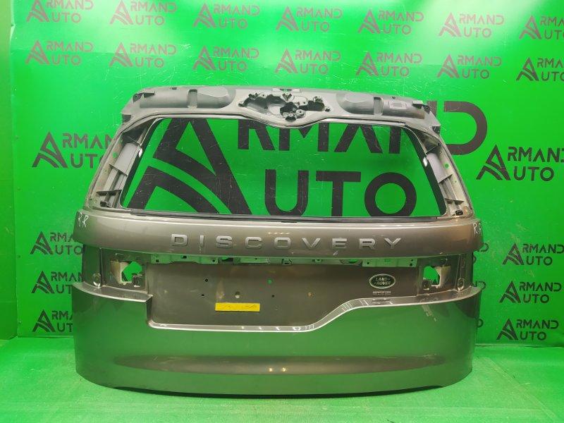 Дверь багажника Land Rover Discovery 5 2016 (б/у)