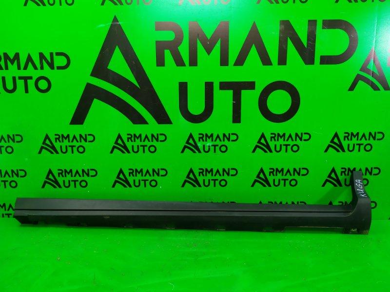 Накладка порога Ford Kuga 2 2012 левая (б/у)