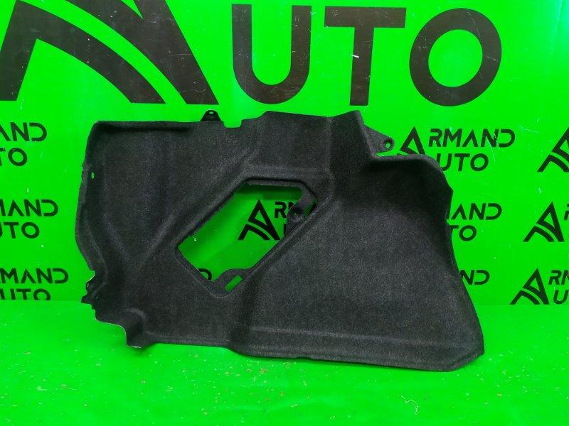 Обшивка багажника Mazda 3 BL 2009 левая (б/у)