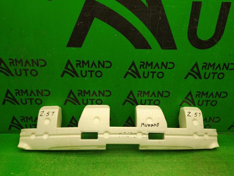Абсорбер бампера Nissan Murano Z51 2007 задний (б/у)
