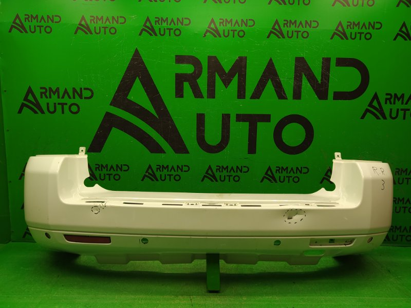 Бампер Land Rover Freelander 2 РЕСТАЙЛИНГ 2010 задний (б/у)