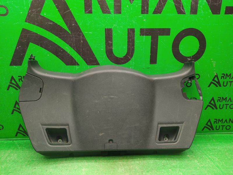 Обшивка двери багажника Faw Besturn X80 1 2013 (б/у)