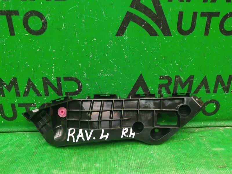 Крепления бампера Toyota Rav4 2012-2015 передняя правая (б/у)