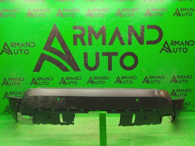 Юбка бампера Land Rover Discovery 5 2016 задняя (б/у)
