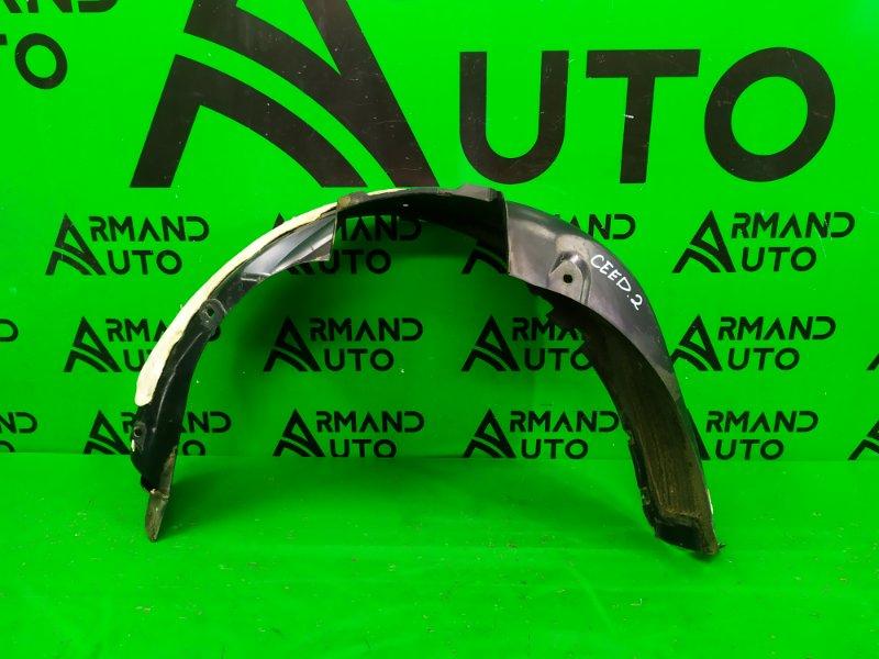 Подкрылок Kia Ceed 2 2012 задний правый (б/у)