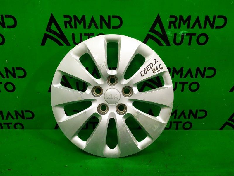 Колпак колесный r16 Kia Ceed 2 2012 (б/у)