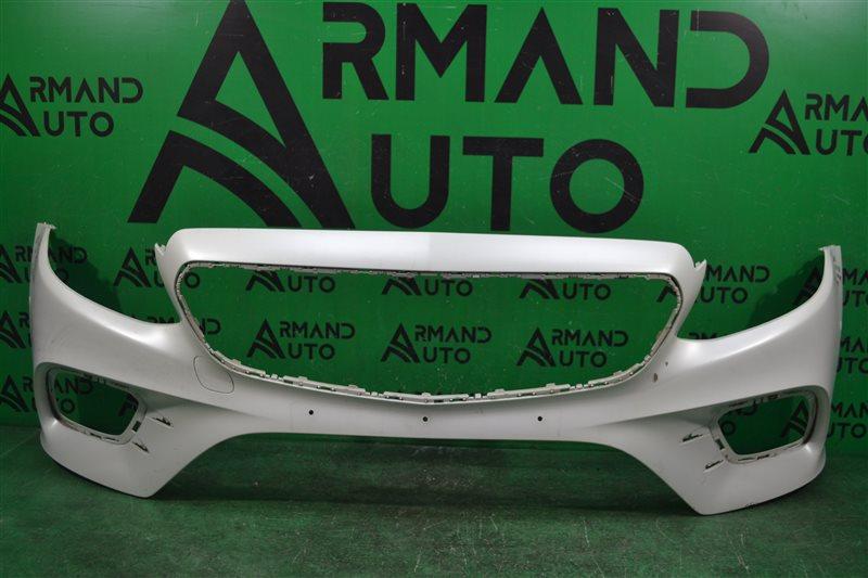 Бампер amg Mercedes E Coupe C238 2016 передний (б/у)