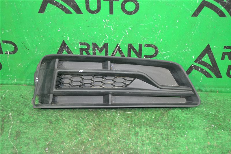 Решетка бампера Audi A4 Allroad B9 2016 передняя правая (б/у)