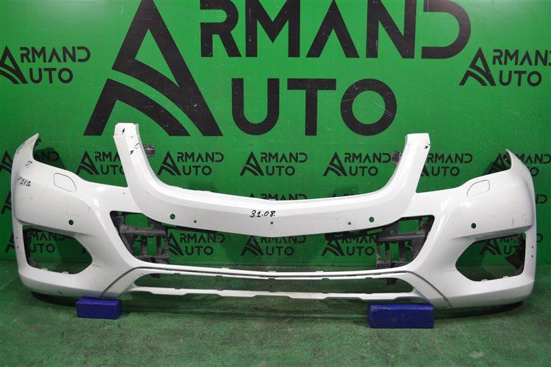 Бампер Mercedes Glk X204 2012 передний (б/у)