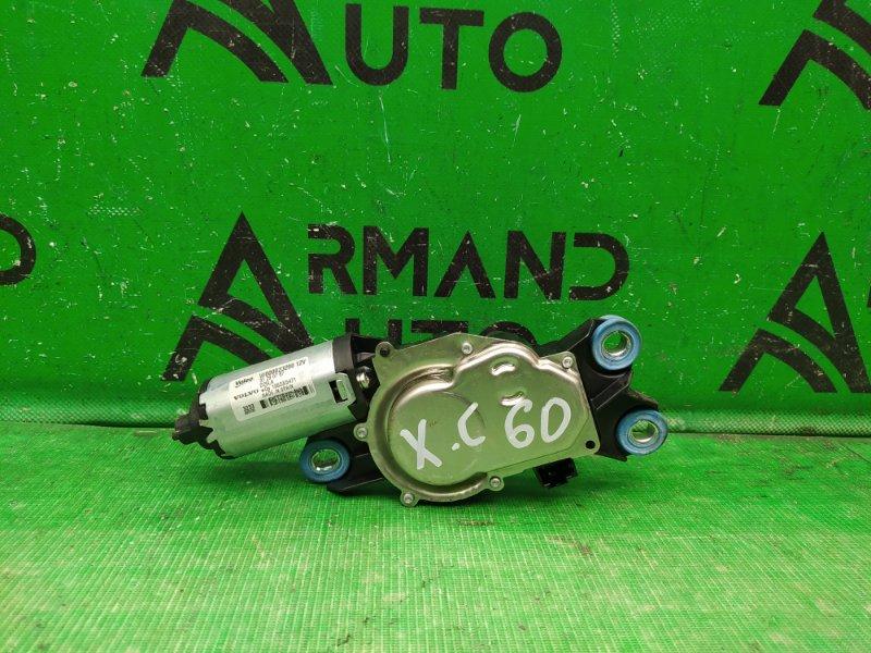 Моторчик стеклоочистителя Volvo Xc60 1 2008 (б/у)