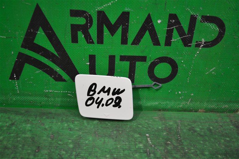 Заглушка бампера Bmw 3 Gt F34 2011 передняя (б/у)