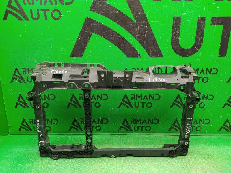 Панель передняя ( телевизор ) Ford Fiesta MK6 2008 (б/у)