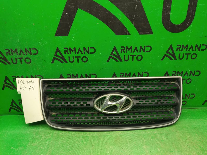 Решетка радиатора Hyundai Hd 75 2008 (б/у)