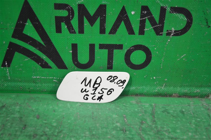 Крышка форсунки омывателя Mercedes Gla X156 2013 левая (б/у)