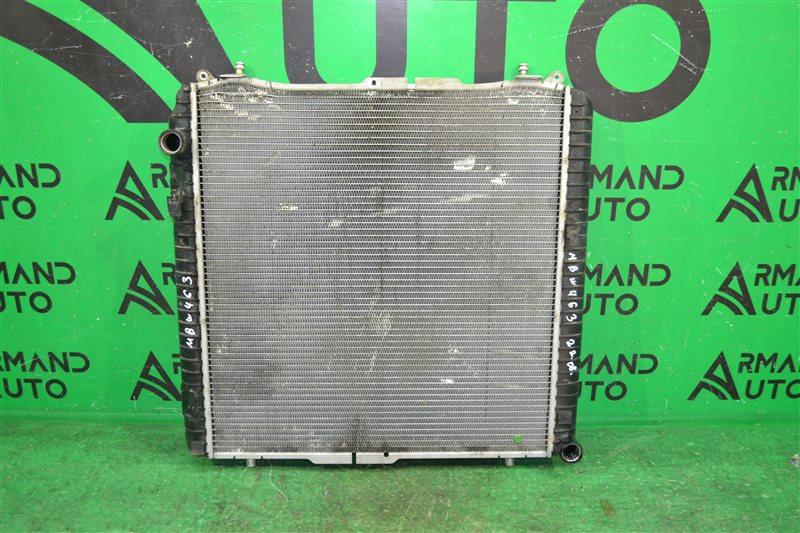 Радиатор охлаждения Mercedes G W463 2012 (б/у)