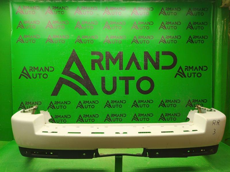 Бампер Land Rover Range Rover Sport 1 РЕСТАЙЛИНГ 2009 задний (б/у)