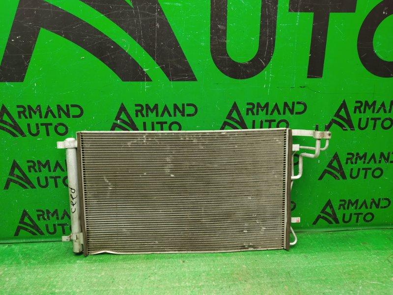 Радиатор кондиционера Kia Ceed 2 2012 (б/у)