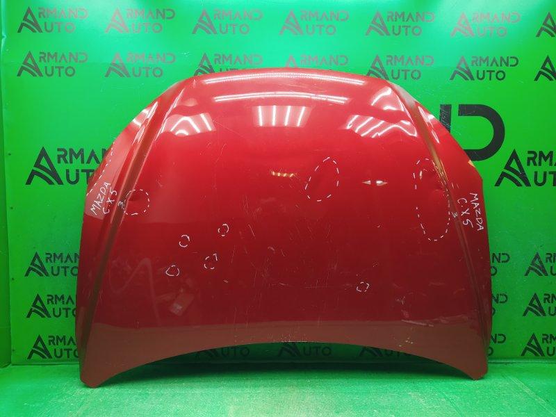 Капот Mazda Cx5 1 2011 (б/у)