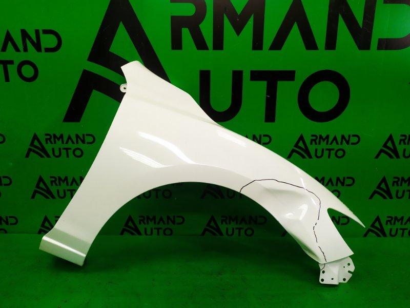 Крыло Mazda 6 GJ 2012 переднее правое (б/у)