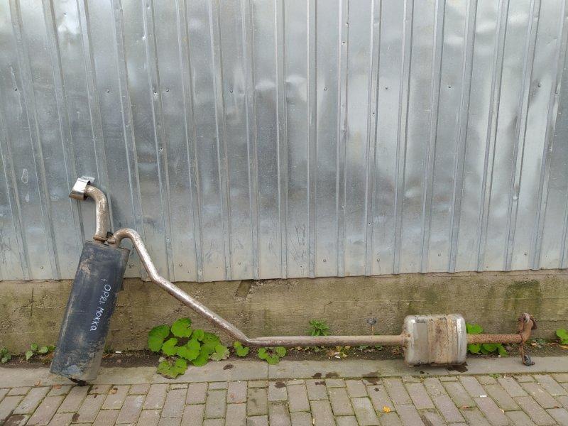 Глушитель Opel Mokka 1 2012 (б/у)