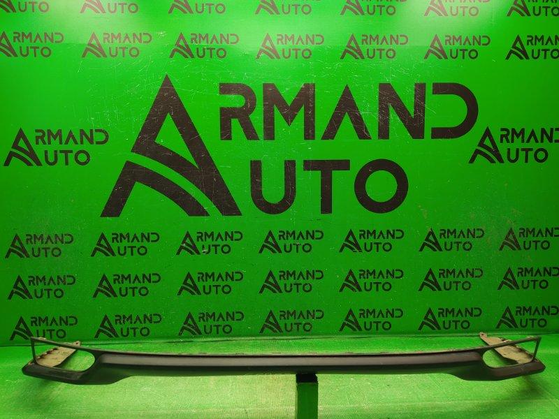 Юбка бампера Hyundai Genesis 2 2013 задняя (б/у)