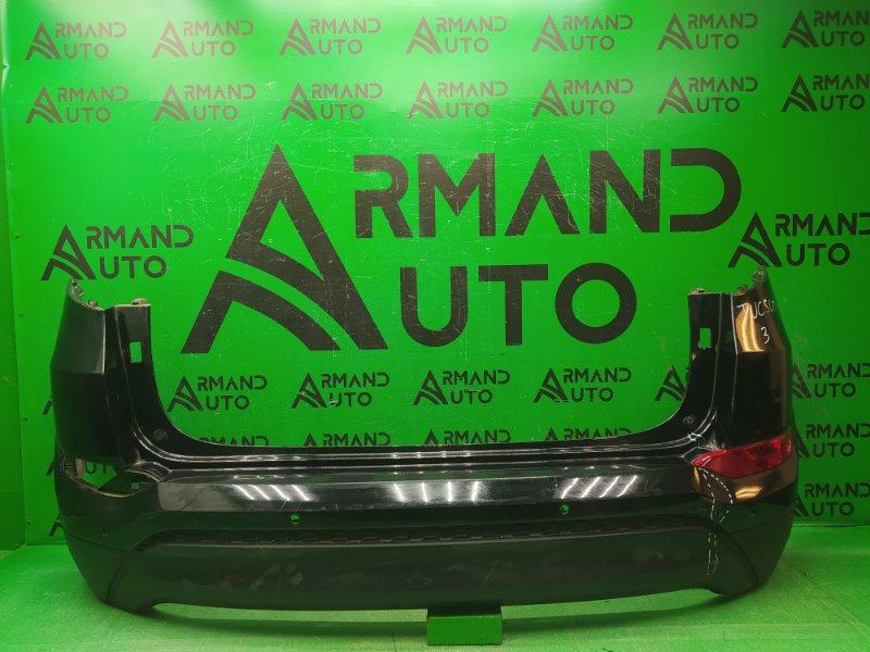 Бампер Hyundai Tucson 3 2015 задний (б/у)