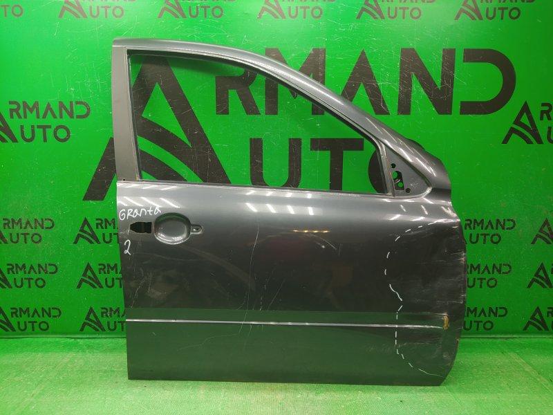 Дверь Lada Granta 2011 передняя правая (б/у)