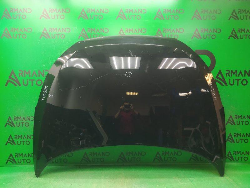 Капот Hyundai Tucson 3 2015 (б/у)