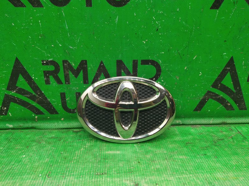 Эмблема Toyota Rav4 CA40 РЕСТАЙЛИНГ 2015 (б/у)