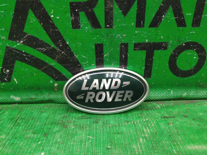 Эмблема Land Rover Range Rover Velar 1 2017 (б/у)