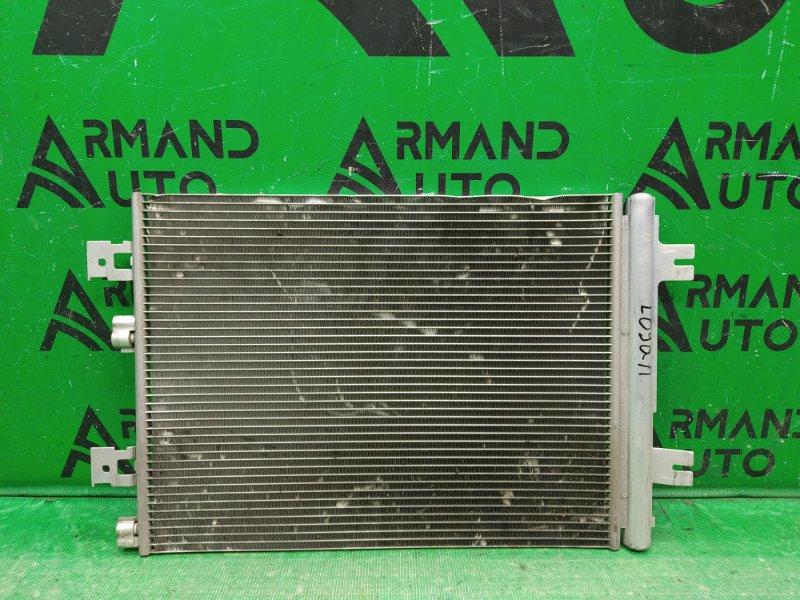 Радиатор кондиционера Renault Logan 1 2004 (б/у)