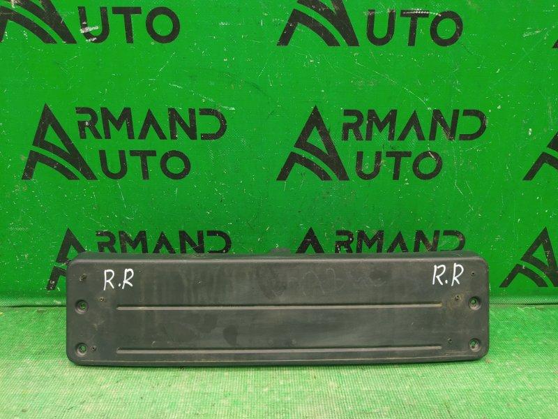 Площадка номерного знака Land Rover Discovery 4 2009 (б/у)