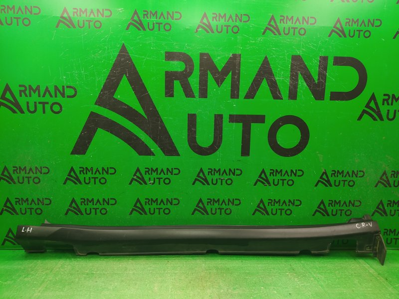 Накладка порога Acura Mdx 2 2006 левая (б/у)