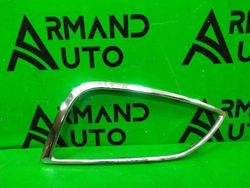 Накладка птф Hyundai Ix35 2010 правая (б/у)