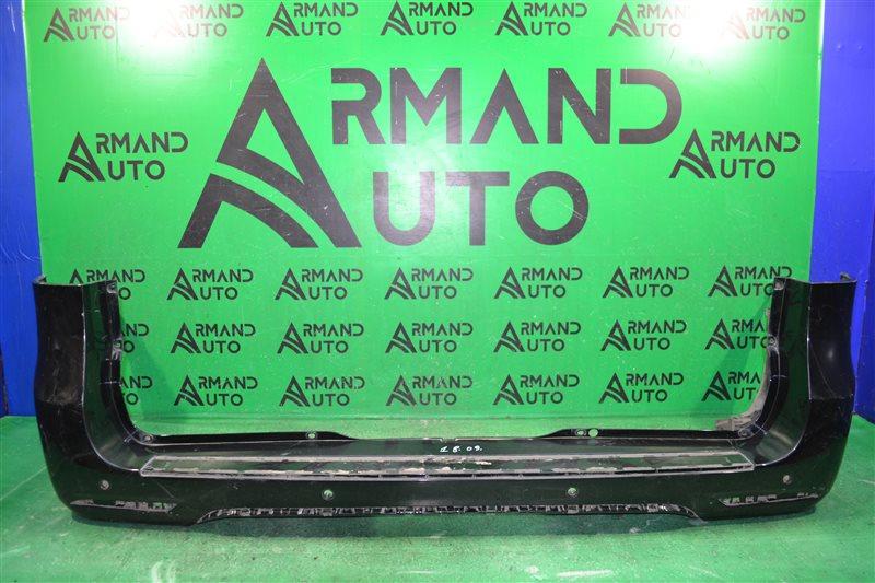 Бампер amg Mercedes V Vito W447 2014 задний (б/у)