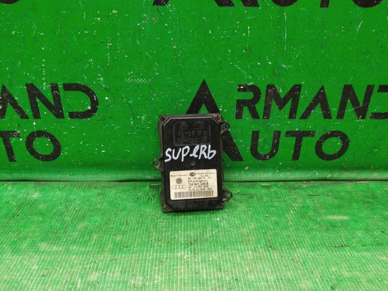 Блок ксенона Skoda Superb 2 2008 (б/у)