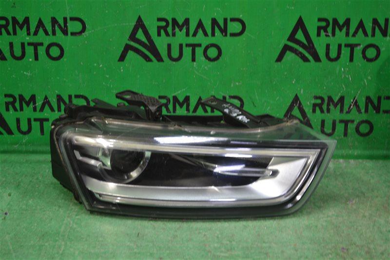 Фара Audi Q3 8U 2011 правая (б/у)