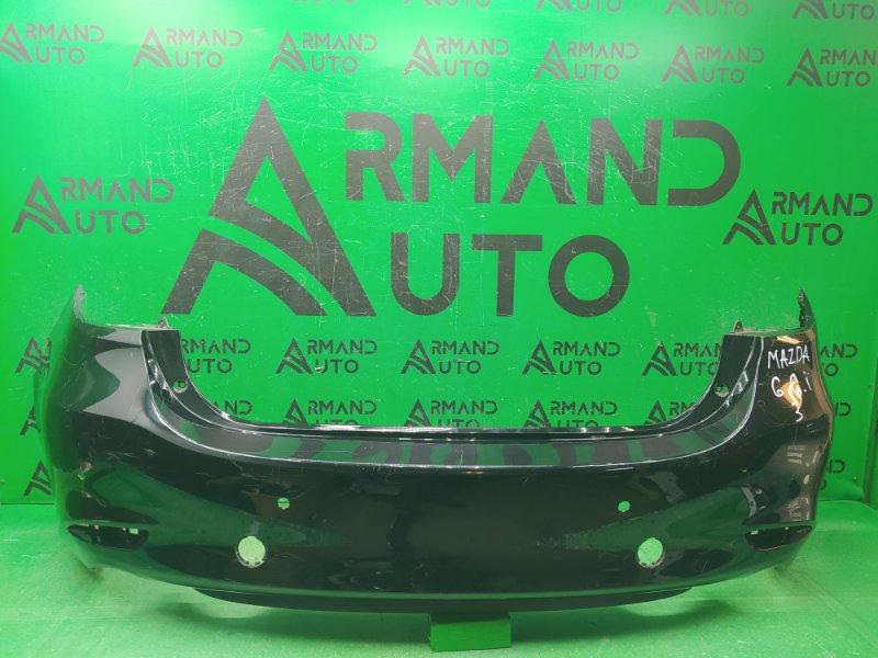 Бампер Mazda 6 GJ 2012 задний (б/у)