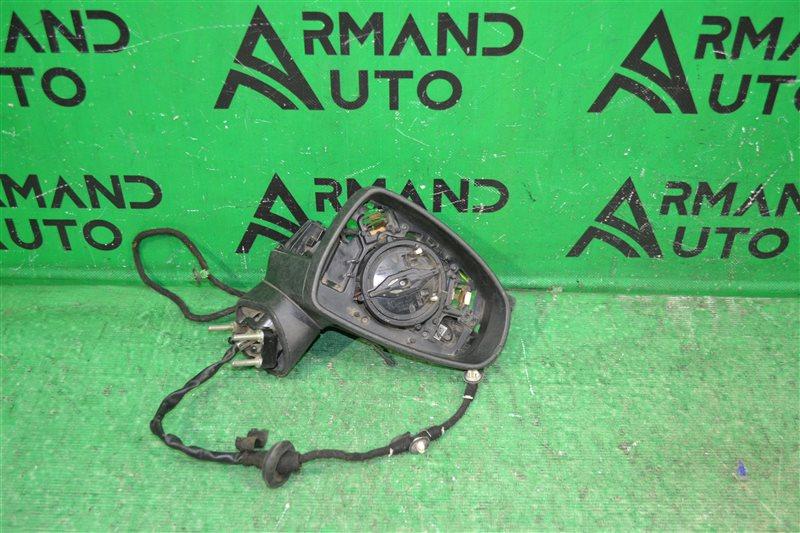 Зеркало Audi A1 8X 2010 правое (б/у)