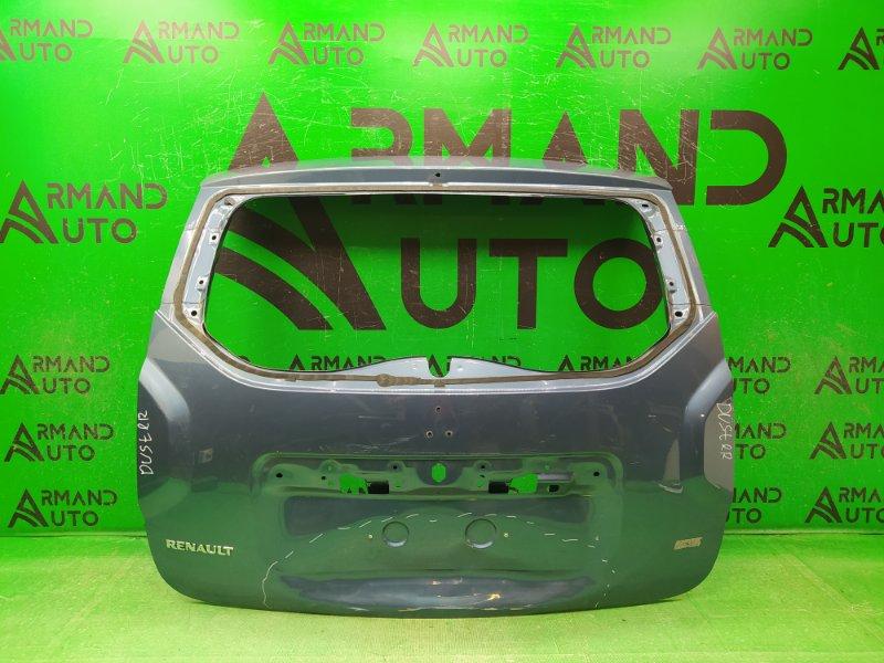 Дверь багажника Renault Duster 2010 (б/у)