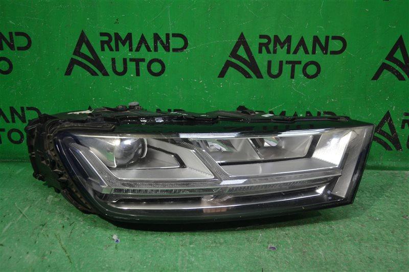 Фара Audi Q7 4M 2015 правая (б/у)