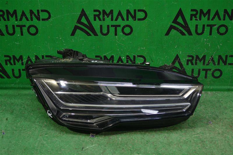 Фара Audi A7 4G 2014 правая (б/у)