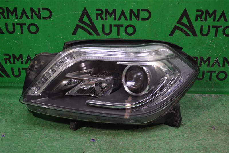 Фара Mercedes Gl X166 2012 левая (б/у)